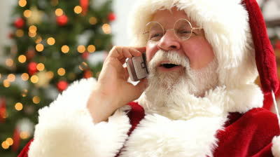 Calls During Christmas and New Year.